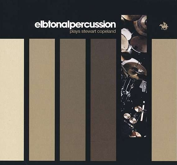 Elbtonalpercussion - Plays Steward Copeland