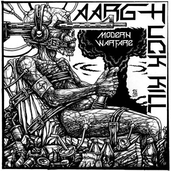 Aargh Fuck Kill - Modern Warfare