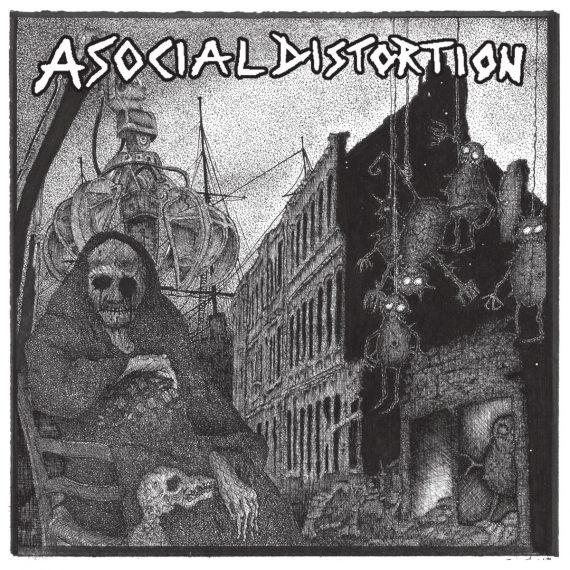 Asocial Distortion - st