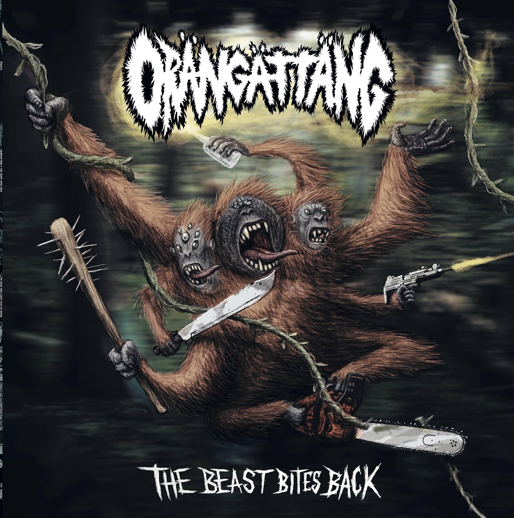 Orängättäng - The Beast Bites Back