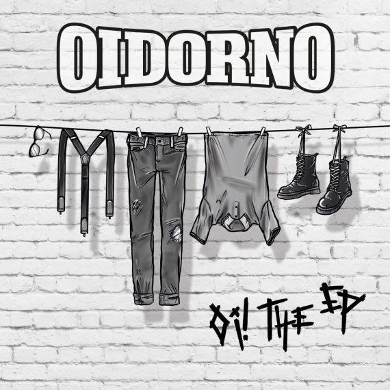 Oidorno - Oi! The EP